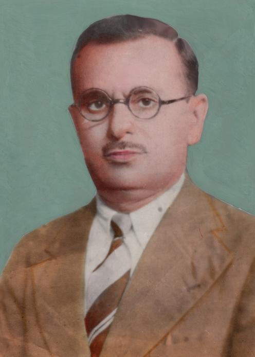 Vithaldas Ratanshi Bhimji Thakrar